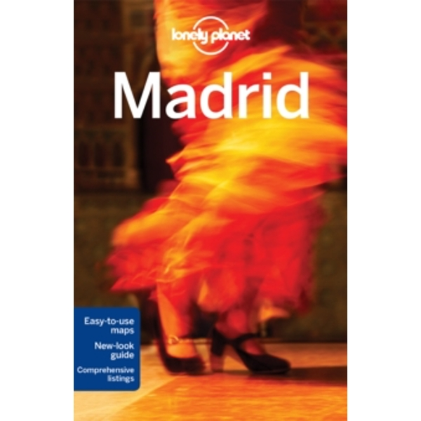Lonely Planet Madrid by Lonely Planet, Anthony Ham (Paperback, 2016)