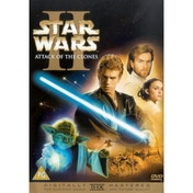 Star Wars Attack of the Clones DVD