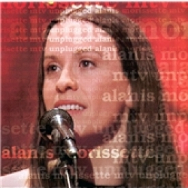 Alanis Morissette Unplugged CD