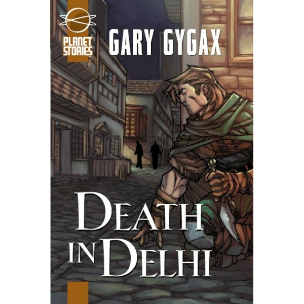 Death in Delhi by Gary Gygax (Paperback, 2009)
