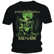 Avenged Sevenfold En Vie Black T Shirt: Small