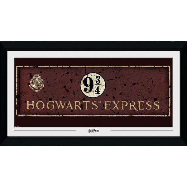 Harry Potter Hogwarts Express 50 x 100cm Collector Print