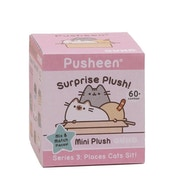 Gund Pusheen Cat Surprise Plush Mystery Box Series 3