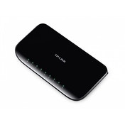 TP-LINK TL-SG1008D 8-Port Unmanaged Gigabit Desktop Switch V6 Black UK Plug