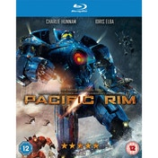 Pacific Rim Blu-ray and UV Copy