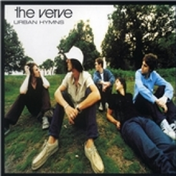 The Verve Urban Hymns CD