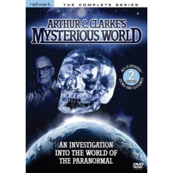 Arthur C. Clarkes Mysterious World DVD