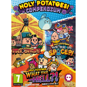 Holy Potatoes Compendium Nintendo Switch Game