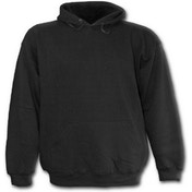 Metall Streetwear Men's Large Hoodie - Black