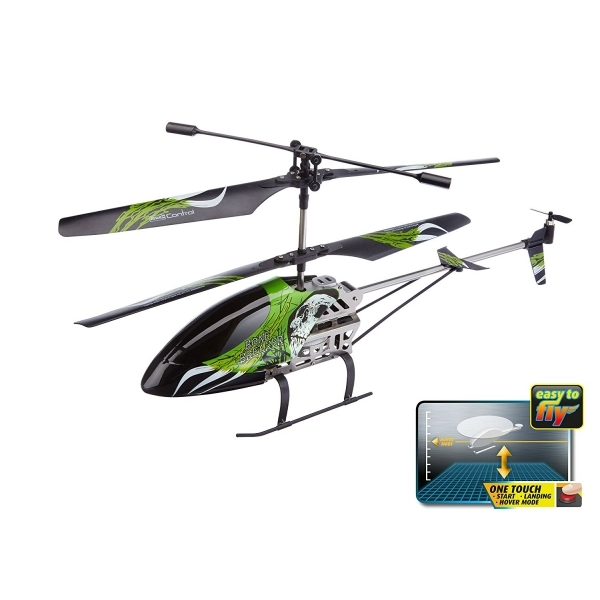 Ex-Display Bone Breaker RC Helicopter Revell Control Used - Like New