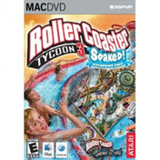 Rollercoaster Tycoon 3 Soaked Expansion Pack Game MAC