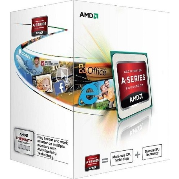 AMD A4-4000 Dual Core Accelerated Processing Unit, 3 0GHz