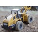HUINA 1/14th Alloy 10 Channel 2.4G 1583 Wheeled Loader - Image 4