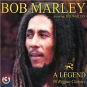Bob Marley A Legend CD