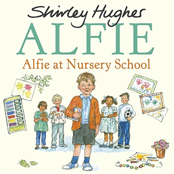 Alfie at Nursery School  Paperback / softback 2018
