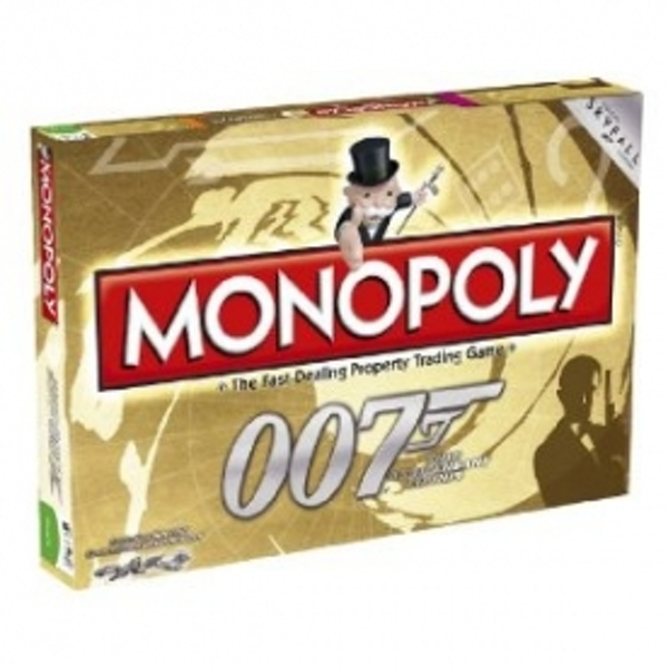 James Bond Monopoly 50th Anniversary - Image 1