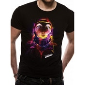 Valerian - Valerian Helmet Men's Small T-Shirt - Black