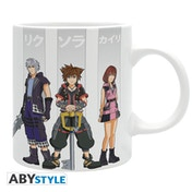 Kingdom Hearts - Heroes Mug
