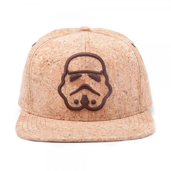 Star Wars Embroidered Stormtrooper Silhouette Snapback Baseball Cap ... 39f5cddc77ae