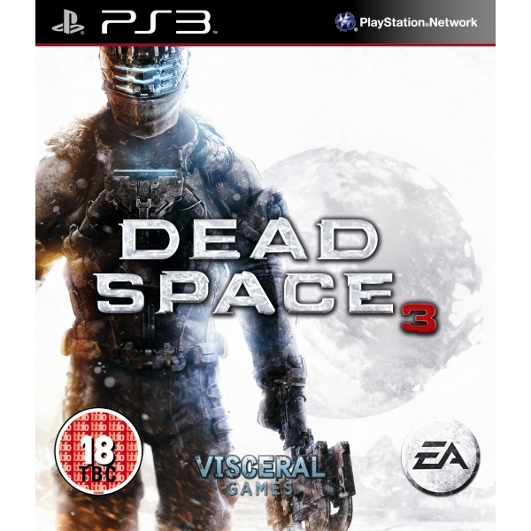 Dead Space 3 Game PS3