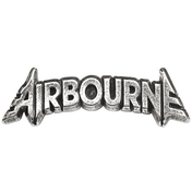 Airbourne - Lettering Logo Pin Badge