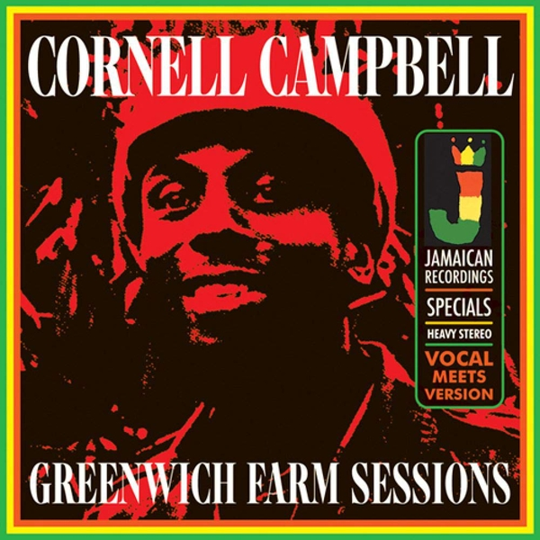 Cornellcampbell - Greenwich Farm Sessions (RSD 2019) Vinyl