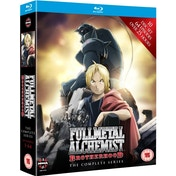 Fullmetal Alchemist Brotherhood Complete Series Box Set Blu-ray