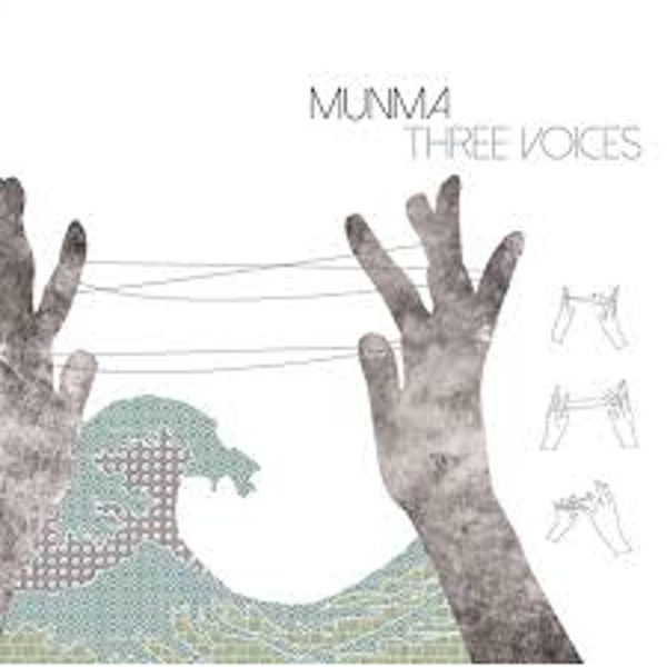 Munma ‎– Three Voices Limited Edition Vinyl