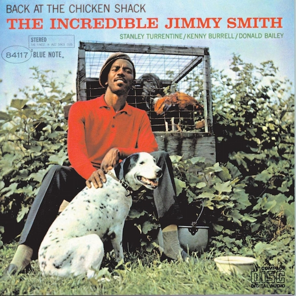 The Incredible Jimmy Smith - Back At The Chicken Shack Vinyl