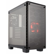 Corsair CC-9011099-WW Midi-Tower Black Computer Case