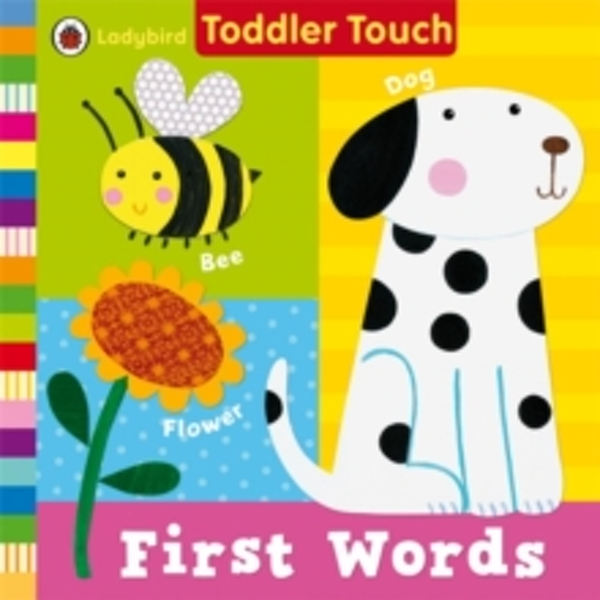 Ladybird Toddler Touch: First Words