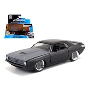 Letty's 1970 Plymouth Barracuda (Fast & Furious 7) Jada Diecast Model 1:24