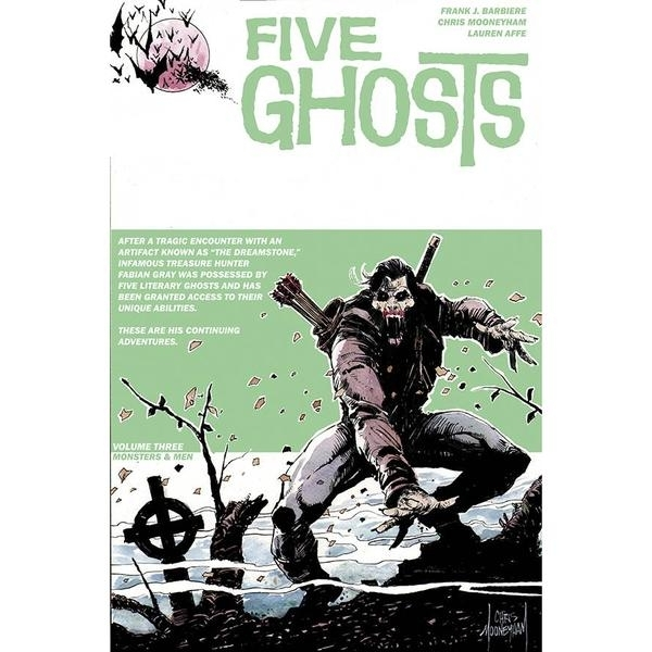Five Ghosts Volume 3 Monsters & Men