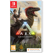 ARK Survival Evolved Nintendo Switch Game [Code in the Box]