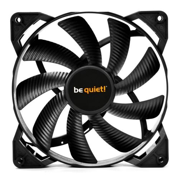 Be Quiet! BL081 Pure Wings 2 PWM High Speed Case Fan, 12cm, Rifle Bearing
