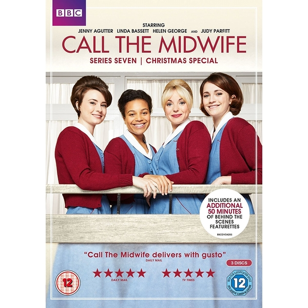 Call The Midwife Series 7 DVD