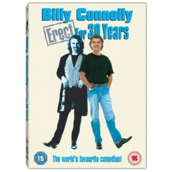 Billy Connolly - Erect for 30 Years  DVD