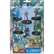 DC Heroclix Batman And His Greatest Foes Fast Forces The Jokers Wild Board Game