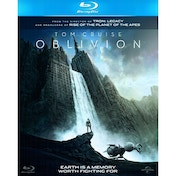 Oblivion Blu-ray + UV Copy