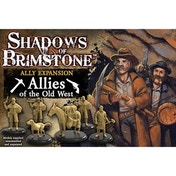 Allies of the Old West Ally Expansion Shadows of Brimstone