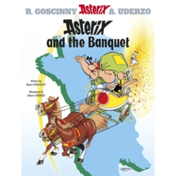 Asterix and the Banquet: Album 5 by Rene Goscinny (Paperback, 2004)