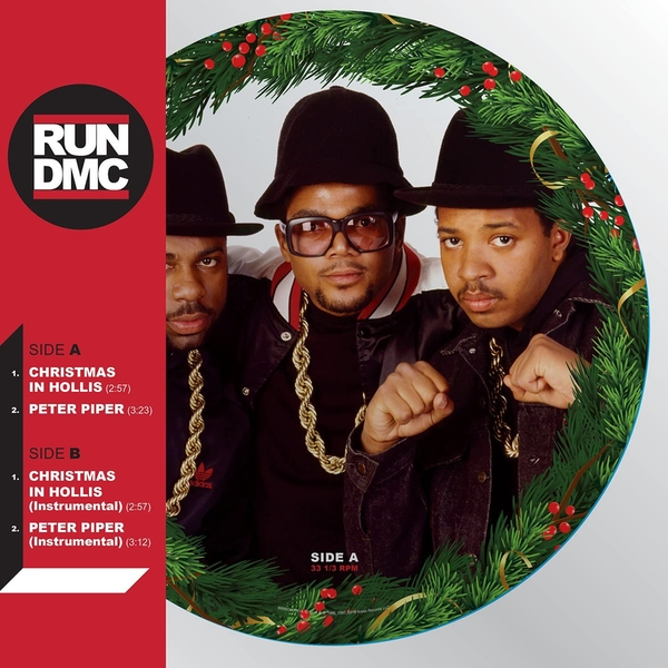 Run Dmc - Christmas In Hollis Vinyl