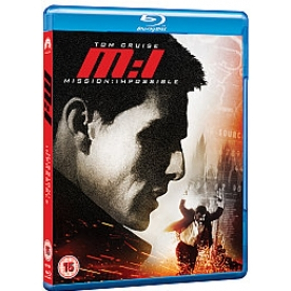 Mission Impossible Blu-ray