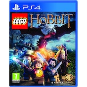 Lego The Hobbit Game PS4