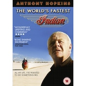The World's Fastest Indian DVD