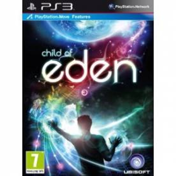 Child Of Eden Game (Move Compatible) PS3