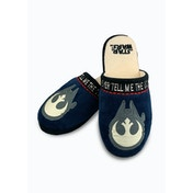 Star Wars Hans Solo Adult Mule Slippers (UK 8-10)