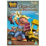 Bob The Builder The Legend Of The Golden Hammer DVD