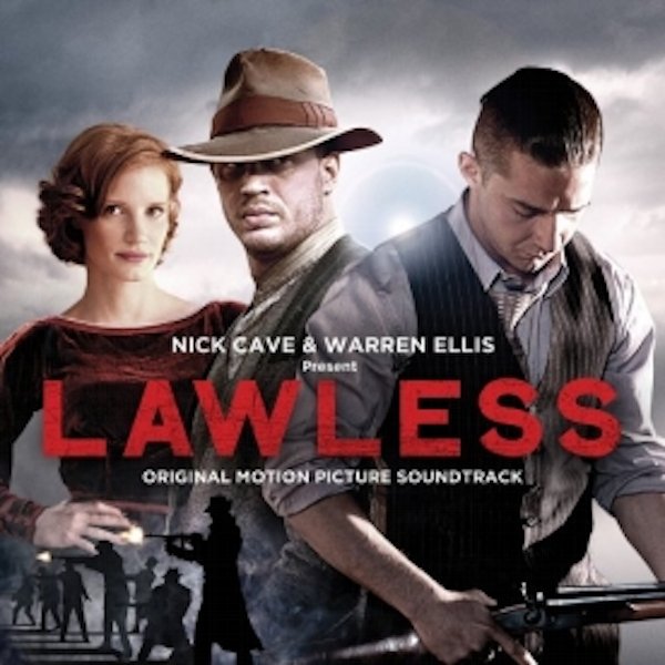 Lawless Soundtrack CD