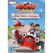 Roary the Racing Car - The Silver Hatch Heroes DVD